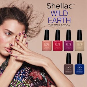 CND Wild Earth Collectie